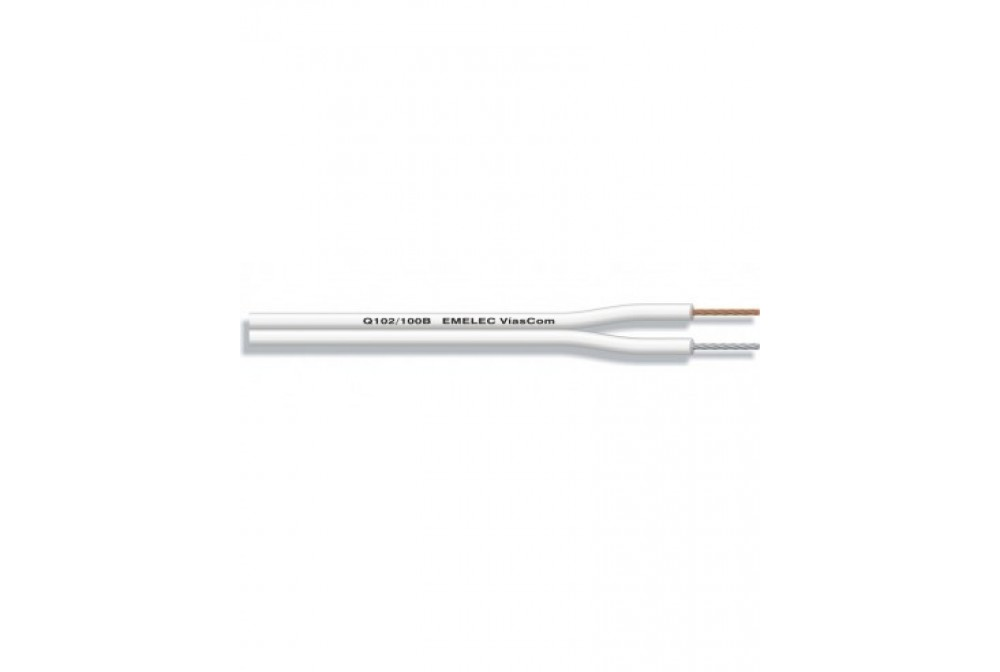 CABLE PARALELO 2X2.50 BLANCO