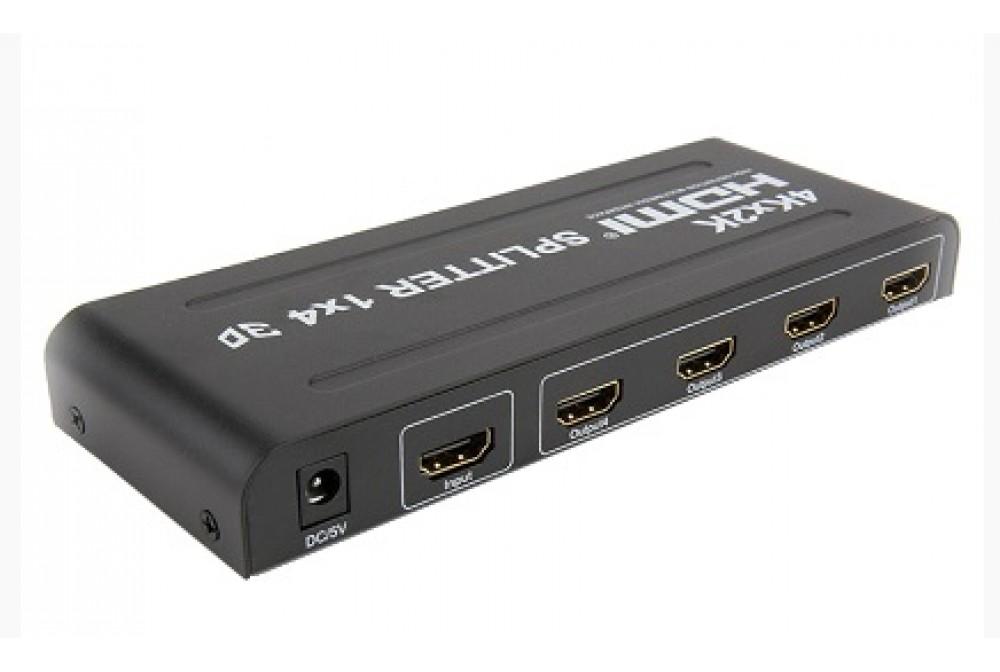 REPARTIDOR ACTIVO HDMI 1E 4S