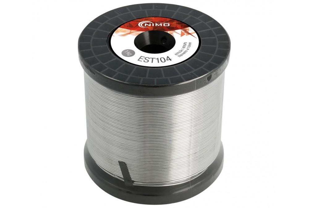 ESTAÑO 60SN/40PB 1000G 1mm