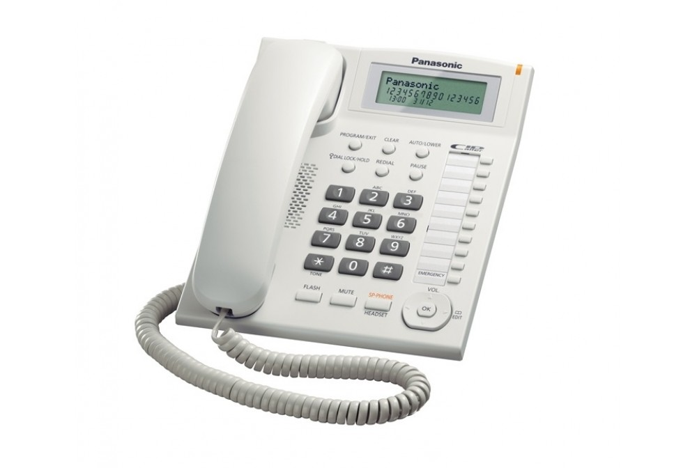 TELEFONO SOBREMESA PANASONIC KX-TS880EXB