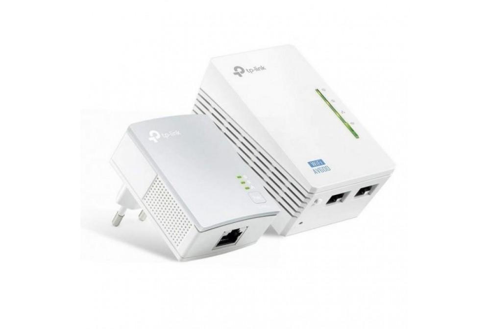 POWERLINE TP-LINK TL WPA4220KIT KIT 2 WIFI 300MB