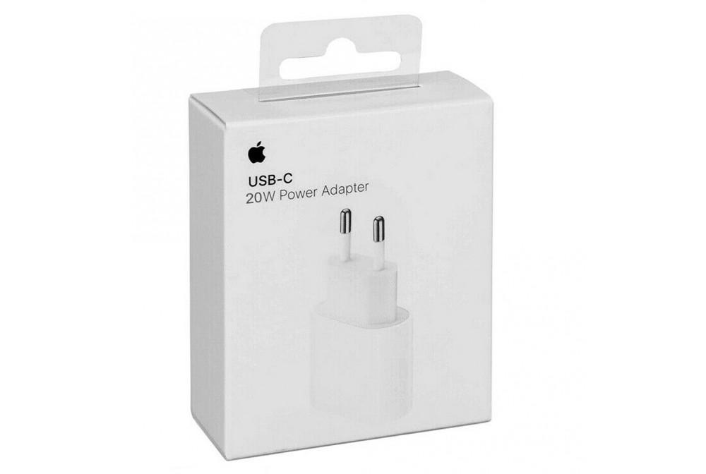 CARGADOR ORIGINAL APPLE USB-C 20W