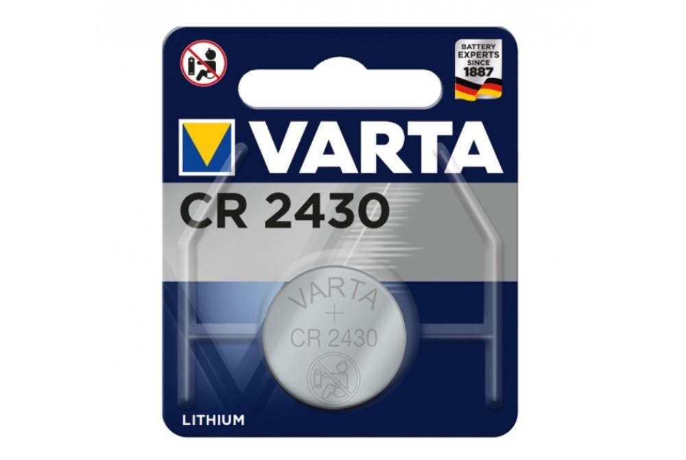 PILA BOTON CR2430 3V