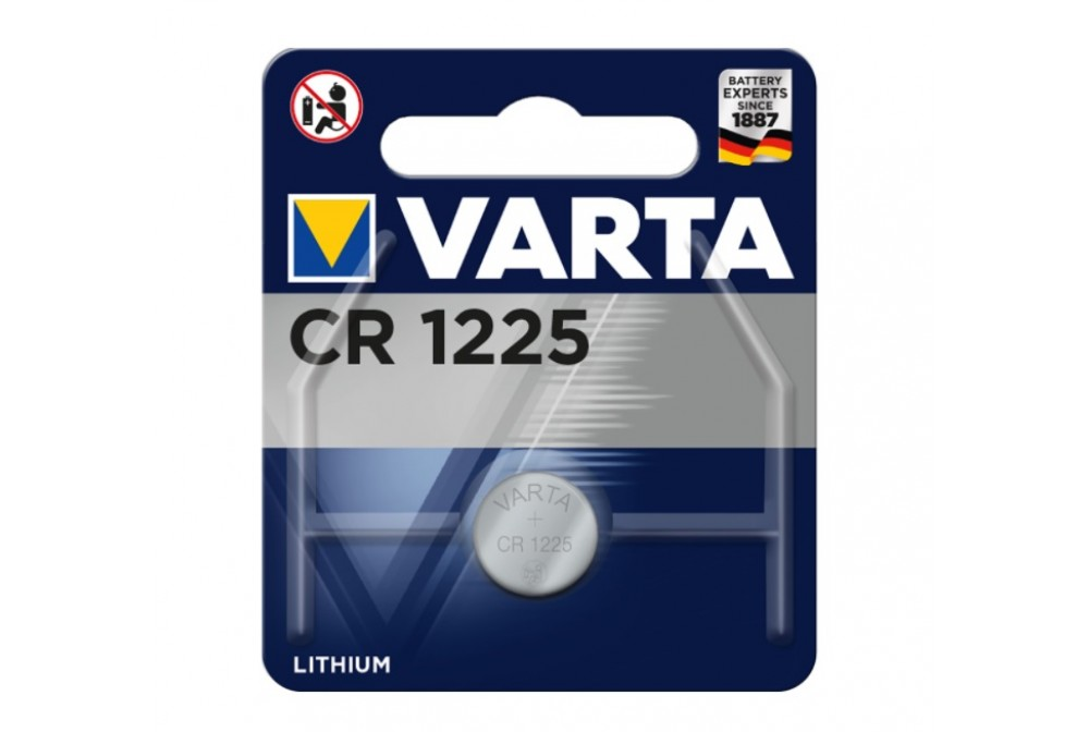 PILA BOTON CR1225