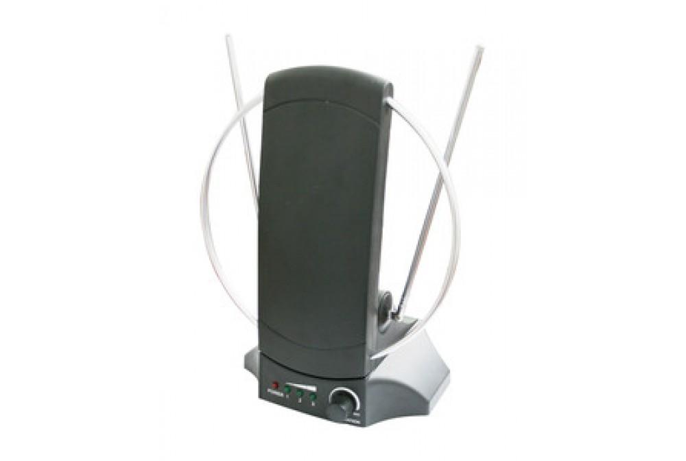 ANTENA INT VHF/FM/UHF 36DB