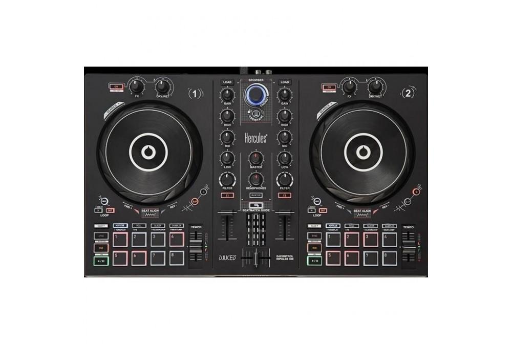 CONSOLA DJ CONTROL INPULSE 300 HERCULES