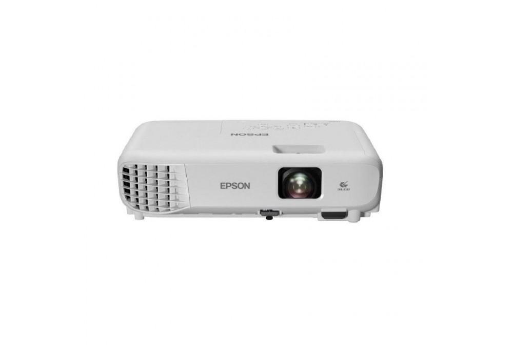 PROYECTOR EB E01 3300 LUMENES XGA HDMI – VGA BLANCO EPSON