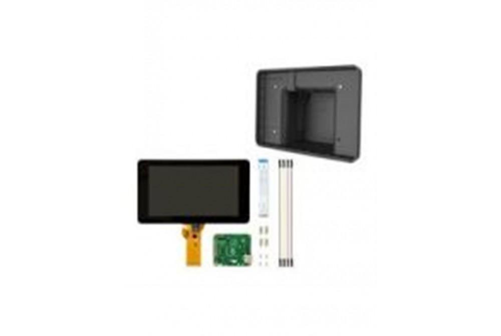 "RASPBERRY KIT DE PANTALLA TACTIL LCD 7"" RASPBERRY PI Y CARCA"