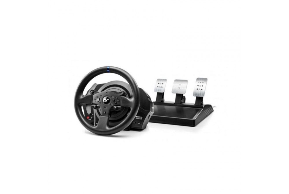 VOLANTE + PEDALES T300RS GT EDITION PS3/PS4/PC THRUSTMASTER
