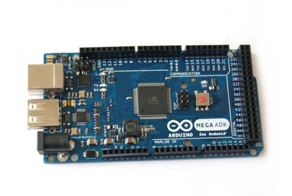 ARDUINO MEGA ADK , ANDROID COMPATIBLE