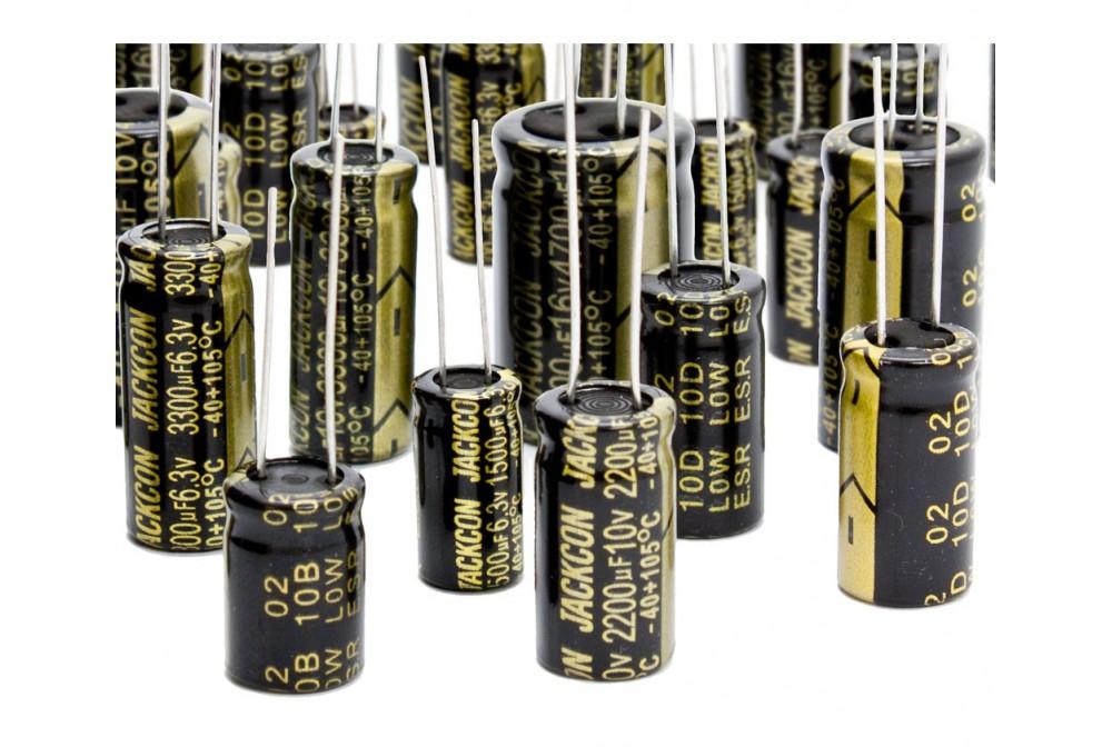 CONDEN. ELECTROL. 470uF 400V