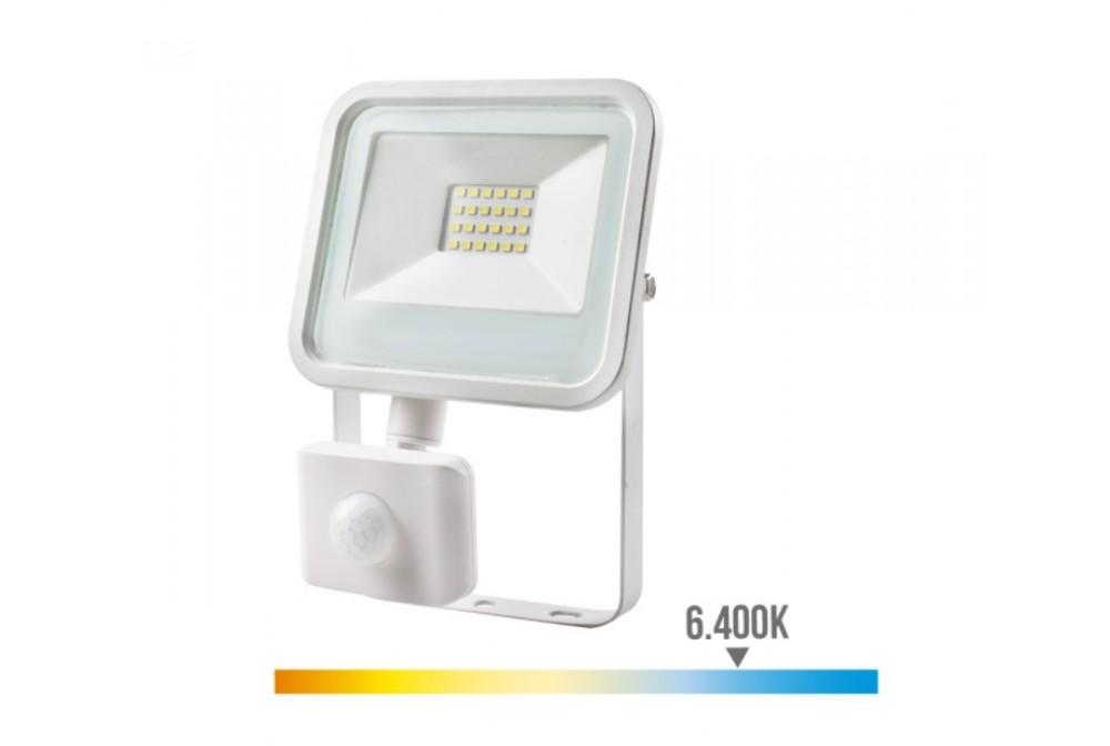 FOCO LED CON SENSOR 30W 6400K 2100lm