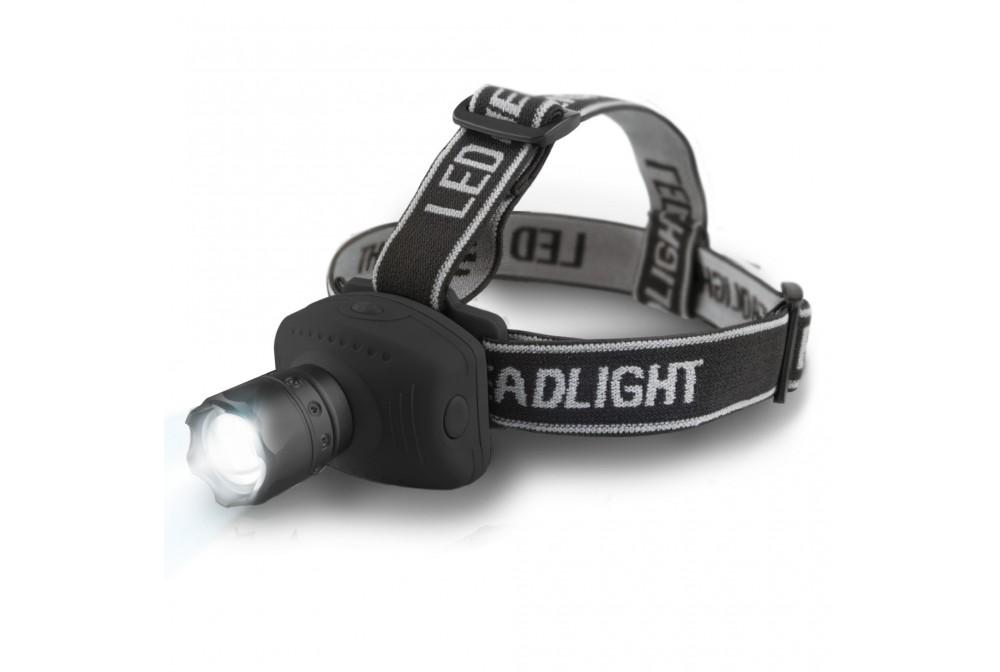 LINTERNA LED FRONTAL 1W 100lm