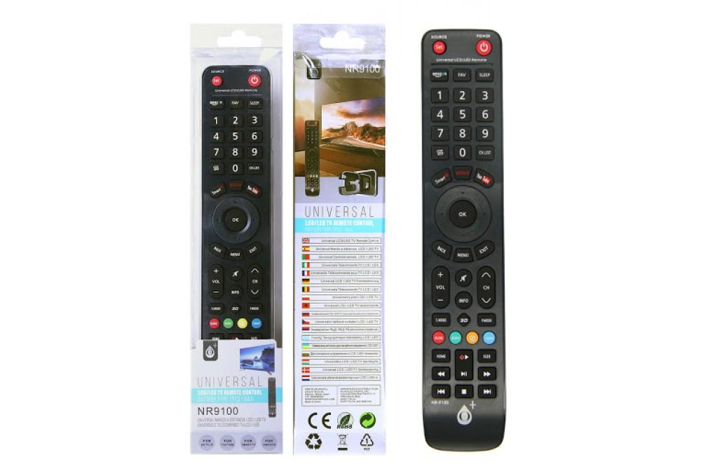 MANDO UNIVERSAL PARA TV NR9100