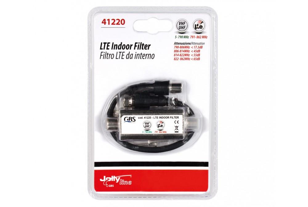 FILTRO LTE 4G INTERIOR 791-862MHZ