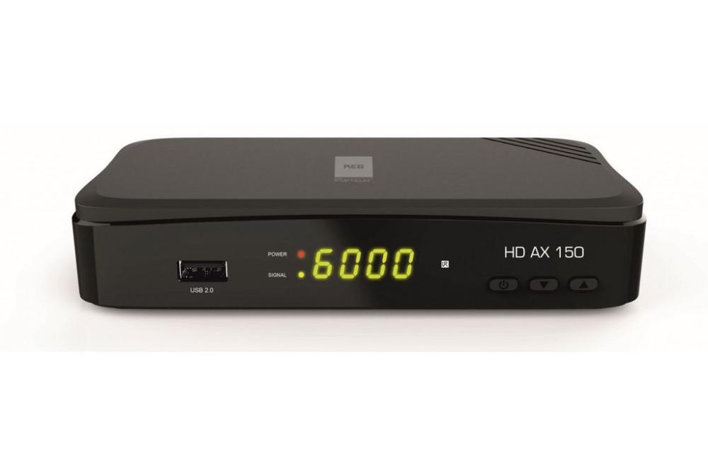 RECEPTOR SATELITE HD OPTICUM AX150