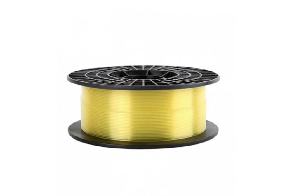3D-GOLD FILAMENTO TRANS-X PLA 1.75MM 1KG AMARILLO