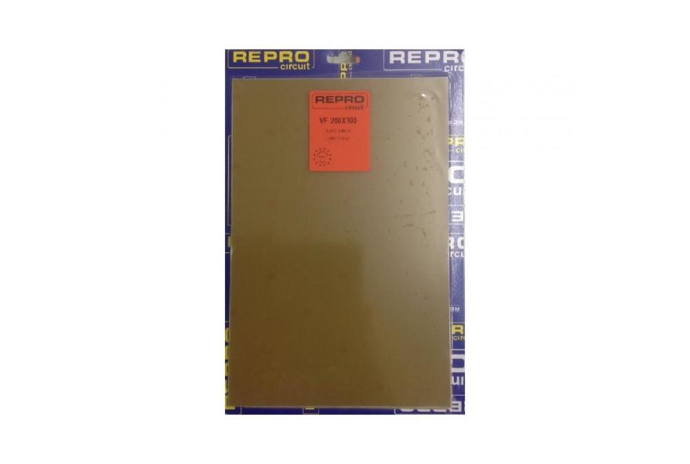 PLACA VIRGEN FIBRA 200X300
