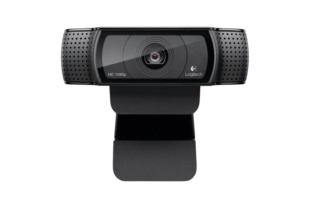 WEBCAM LOGITECH C920 FULL HD 15MP BLACK