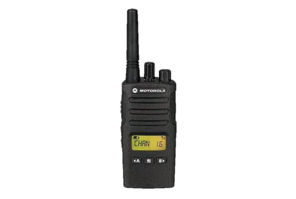 WALKIE TALKIE XT 460 PMR 466 PANTALLA LCD IP55 5 MOTOROLA
