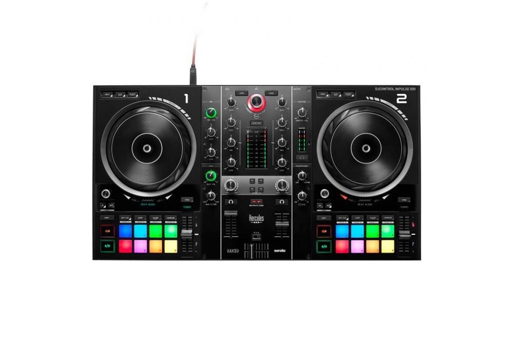 CONSOLA DJ INPULSE 500 HERCULES