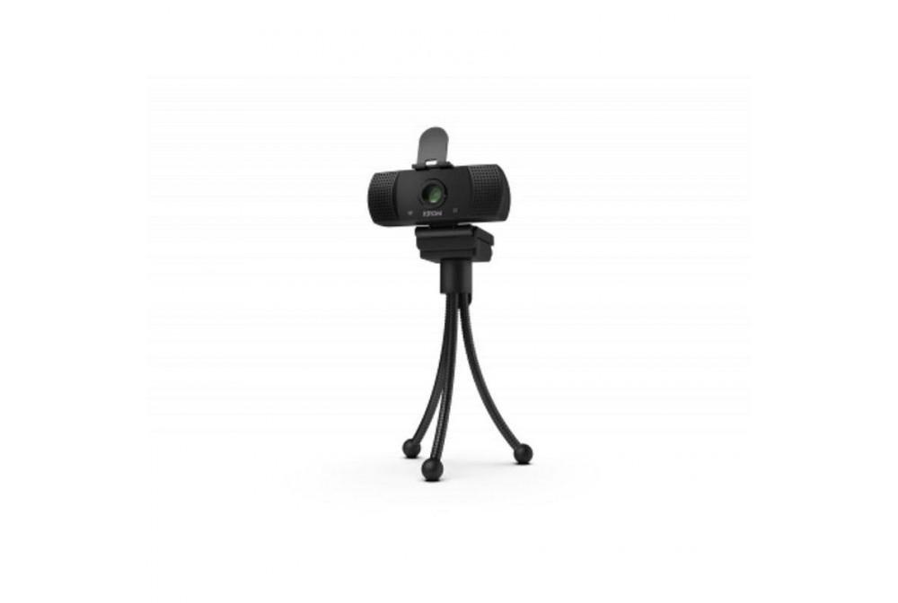 WEBCAM KAM FULL HD 1080P MICROFONO TRIPODE KROM