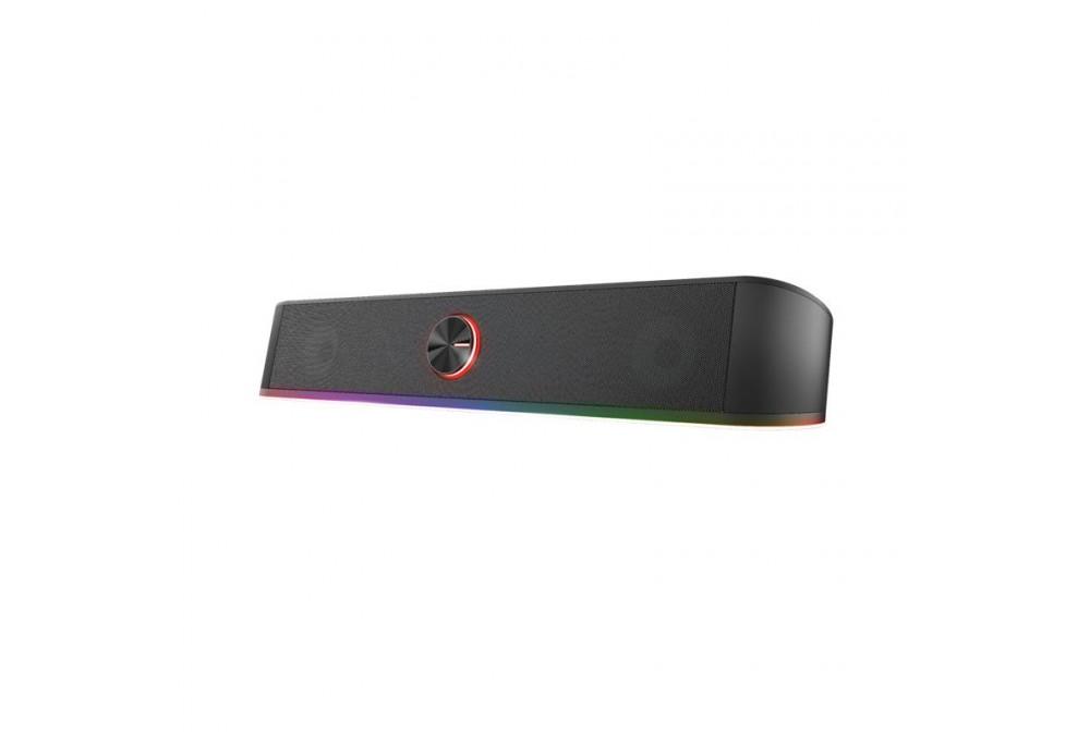 ALTAVOCES TRUST GTX 619 THORNE RGB PC SOUNDBAR BARRA DE SONIDO