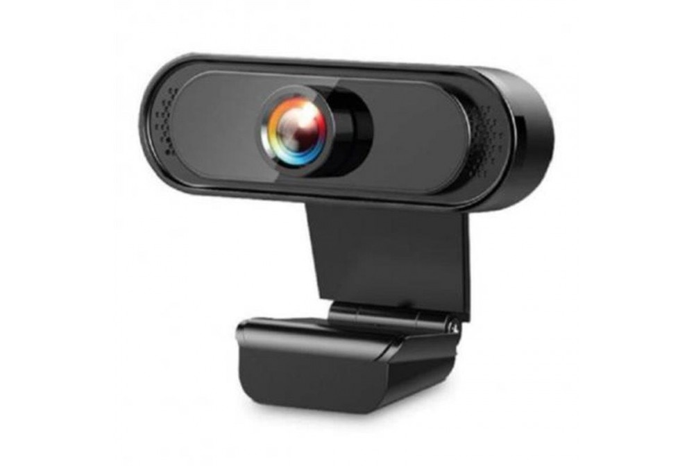 WEBCAM NILOX FULL HD 1080P BLACK