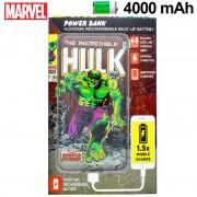 POWER BANK 4000 MAH MARVEL HULK