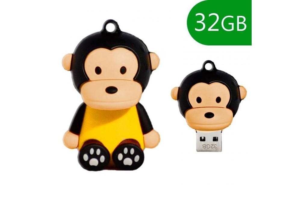 PEN DRIVE USB X32 GB SILICONA MONO
