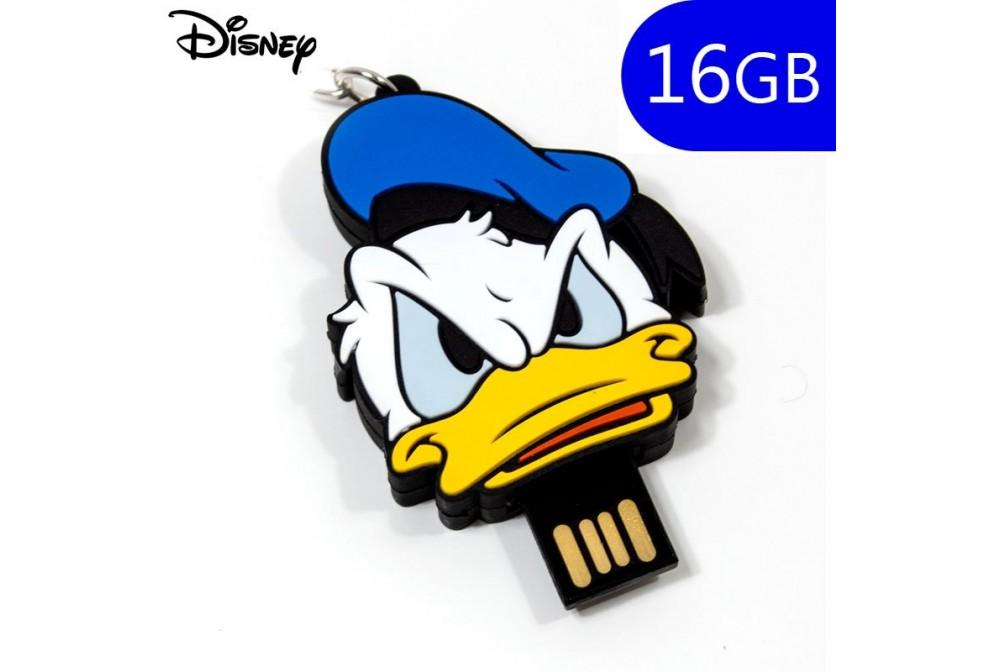 PEN DRIVE USB X16 GB SILICONA LICENCIA DISNEY DONA