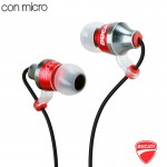 AURICULARES 3,5 MM STEREO OFICIAL DUCATI