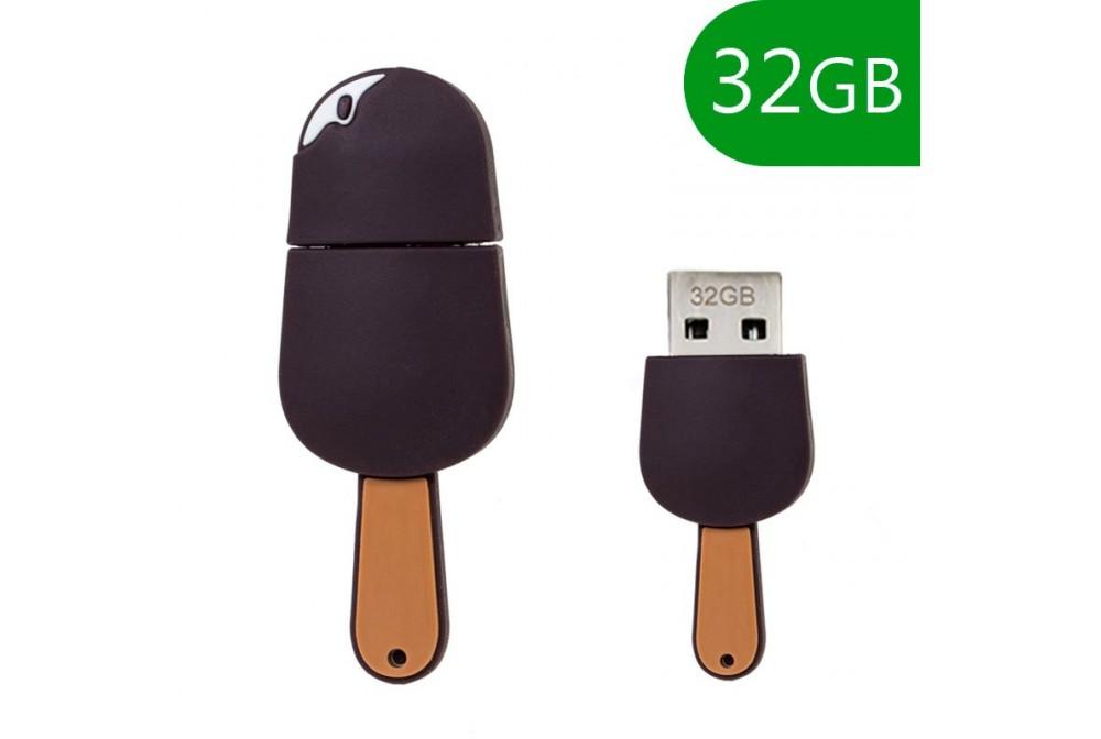 PEN DRIVE USB X32 GB SILICONA BOMBÓN