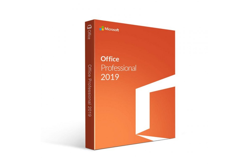MICROSOFT OFFICE OEM 2019 PROFESSIONAL EDITION (LIC. ELECTRONICA)