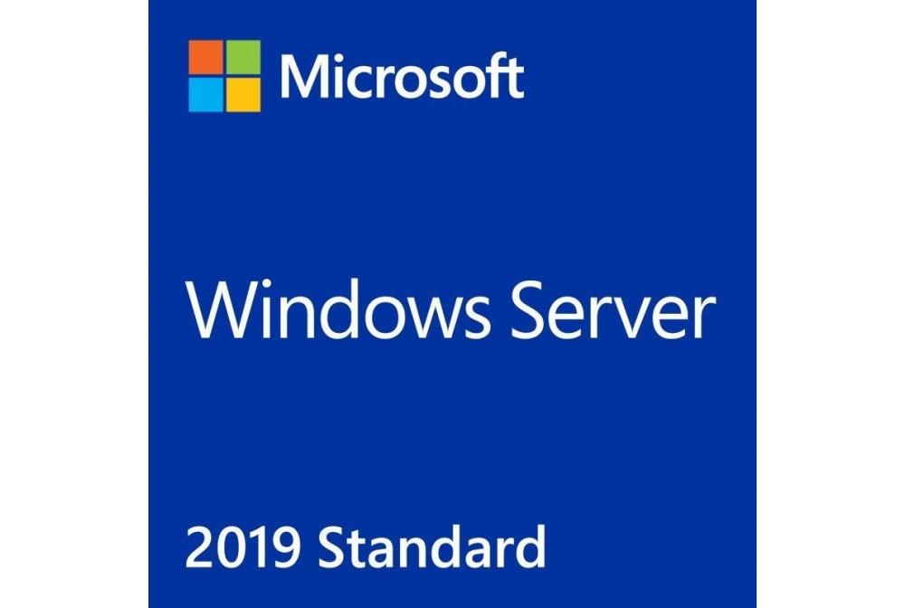 WINDOWS 2019 SERVER STANDARD ROK HP 16CORES