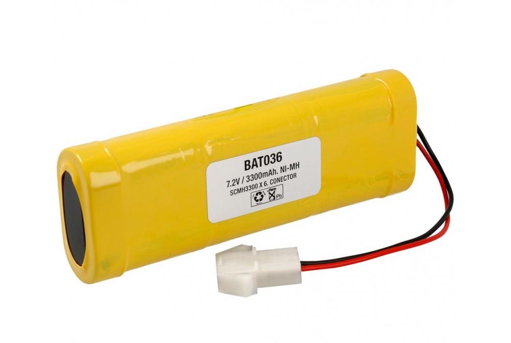 BATERIA BAT 36-7,2V