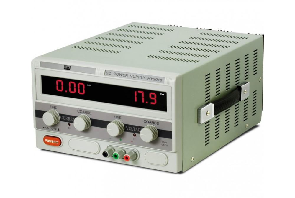 Fuente de alimentación Digital Regulable 0-30V/0-10A