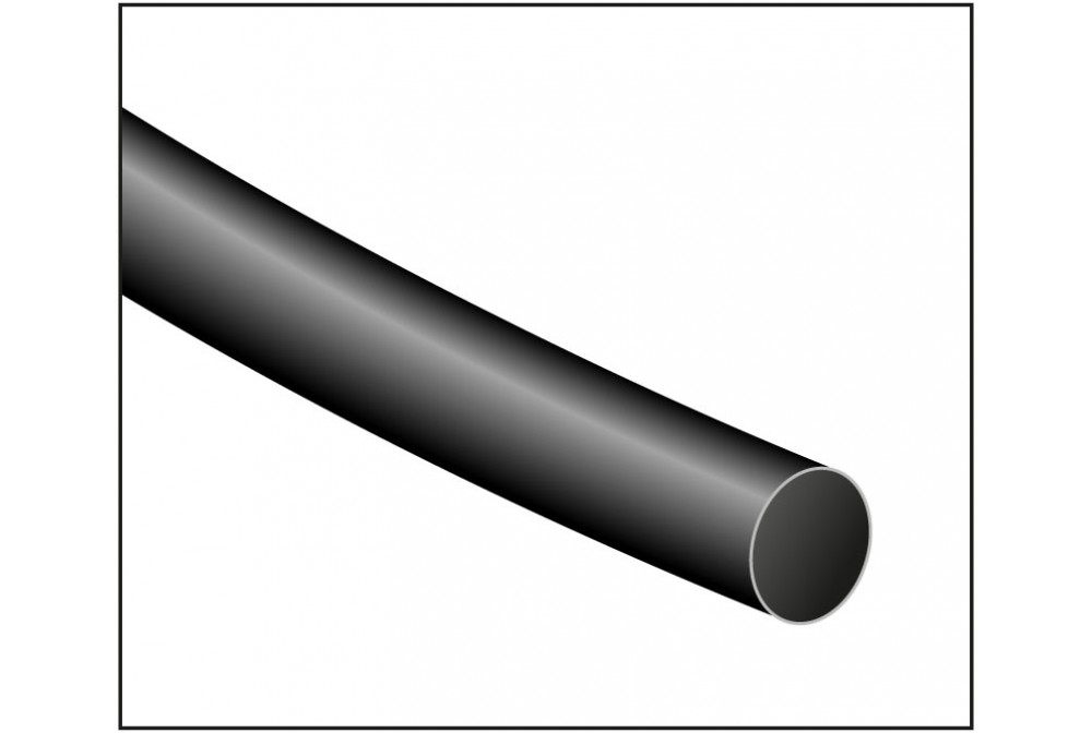 FUNDA TERMORETRACTIL 1.2X1200MM NEGRA
