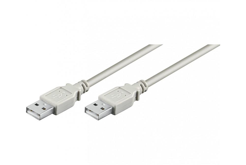 CABLE USB 2.0 A MACHO - A MACHO 5 M
