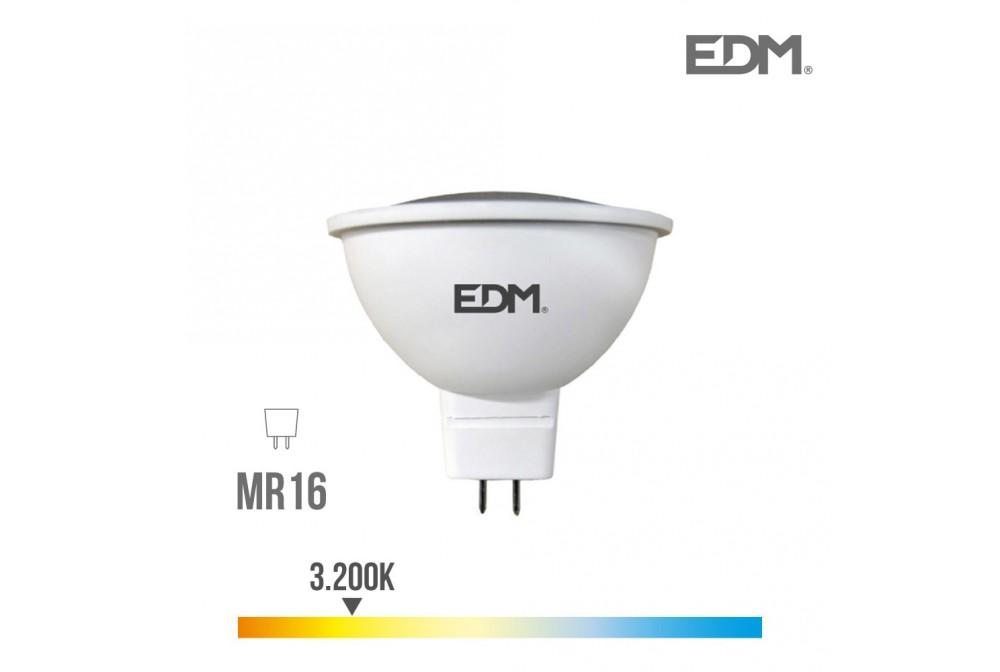 BOMBILLA DE LED MR16 12V 5W 3200K