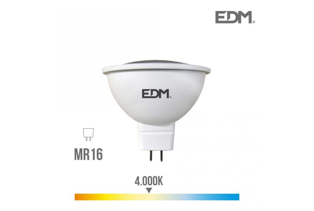 BOMBILLA DE LED MR16 12V 5W 4000K