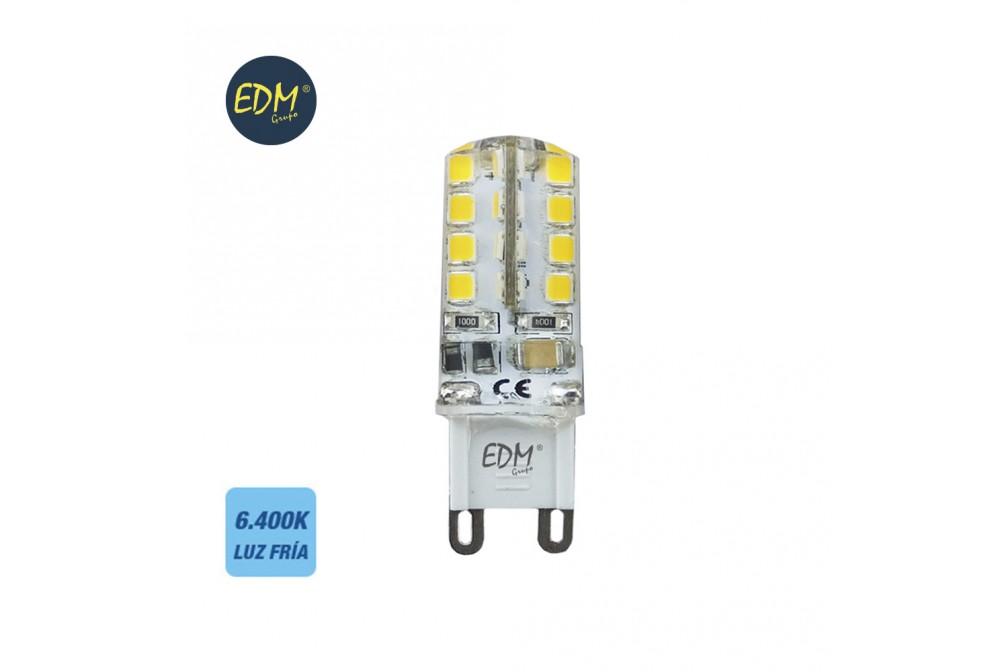 BOMBILLA DE LED G9 2,5W 6400K