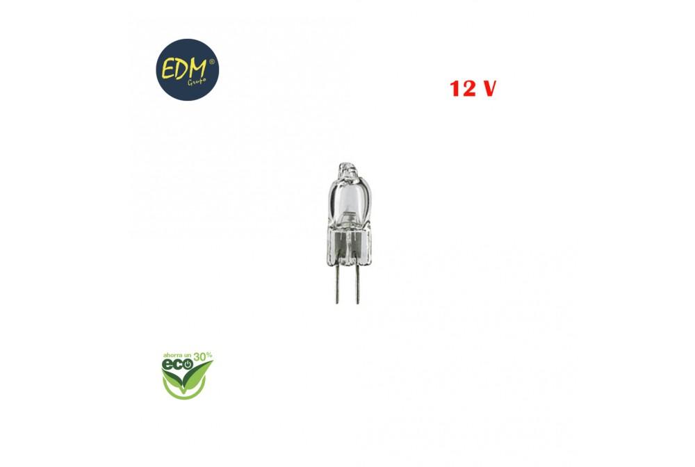 BOMBILLA HALOGENA BI PIN PH 12V 20W G4