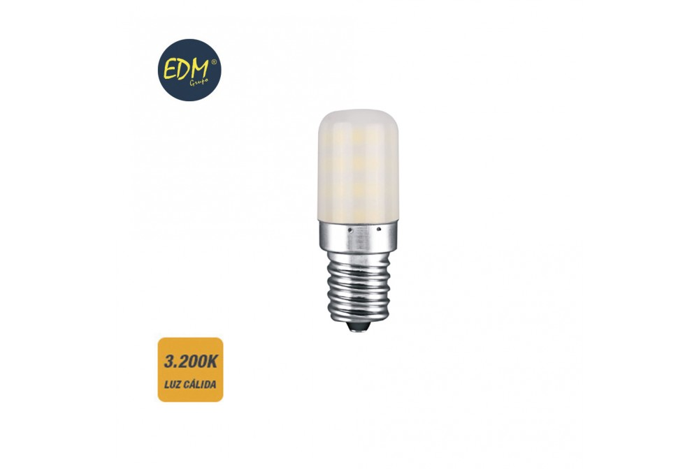 BOMBILLA LED PEBETERO E14 3W 3200K