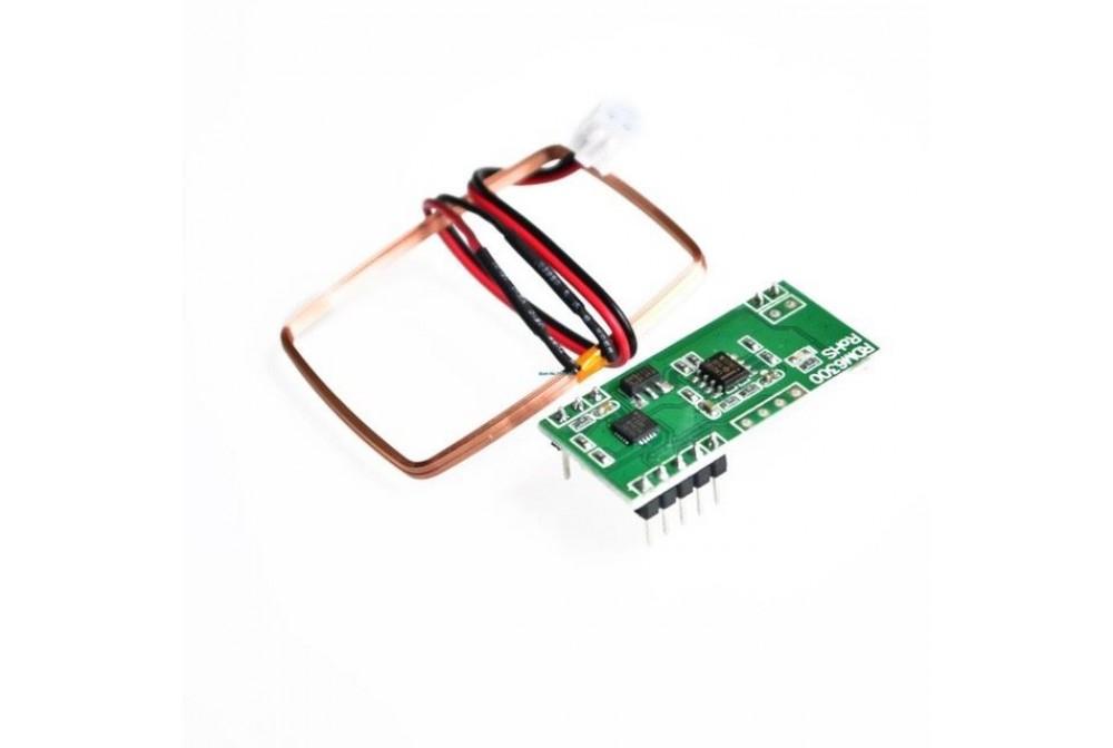 MODULO LECTOR RFID DE 125KHZ, EM4100 RDM6300