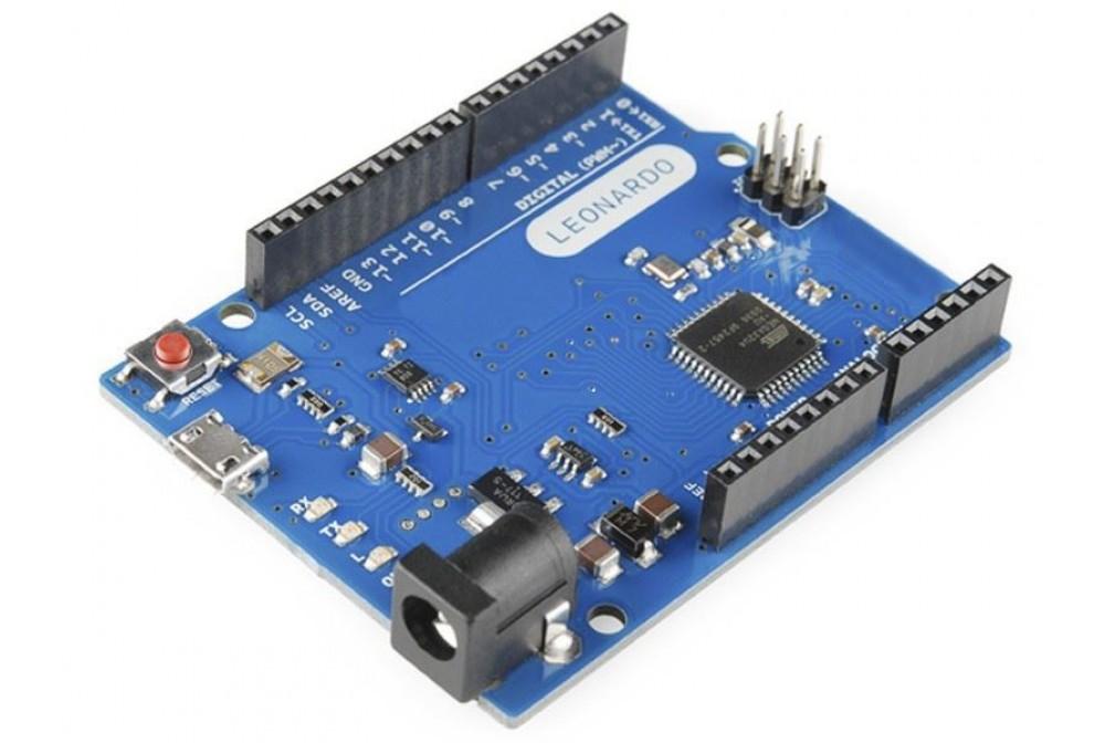 ARDUINO LEONARDO ATMEGA32U4 CON CABLE USB