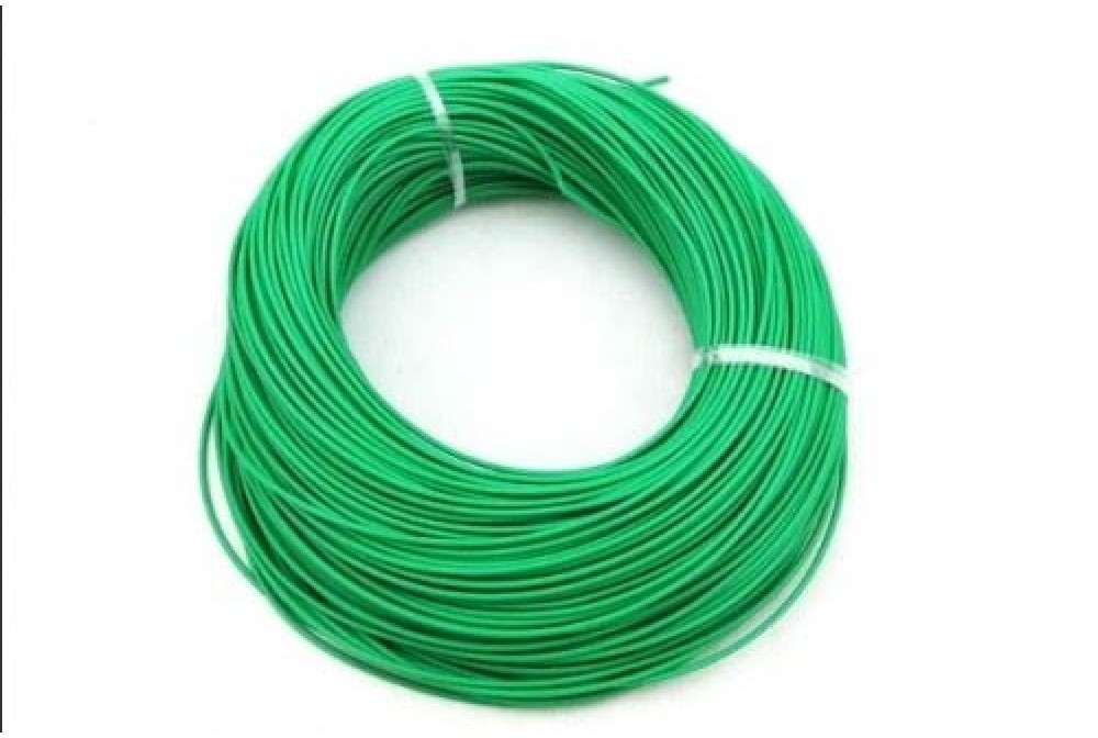 CABLE ELECTRICO DE 70MTS, VERDE