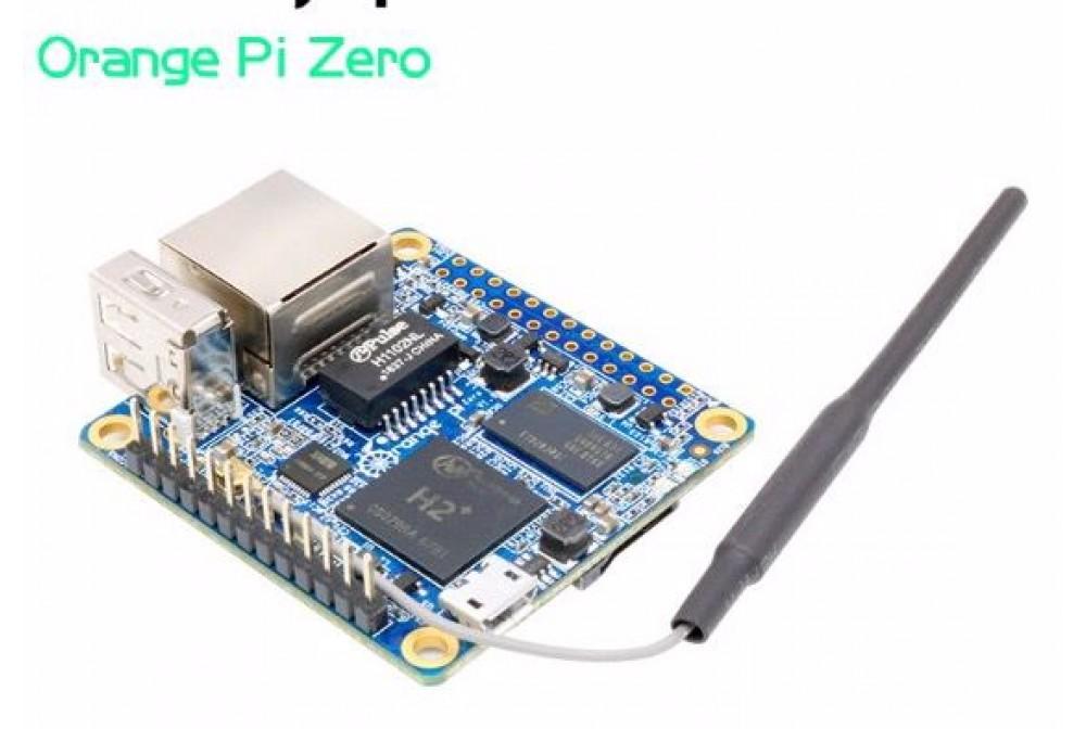 ORANGE PI ZERO 256MB ARM (SIMILAR RASPBERRY)