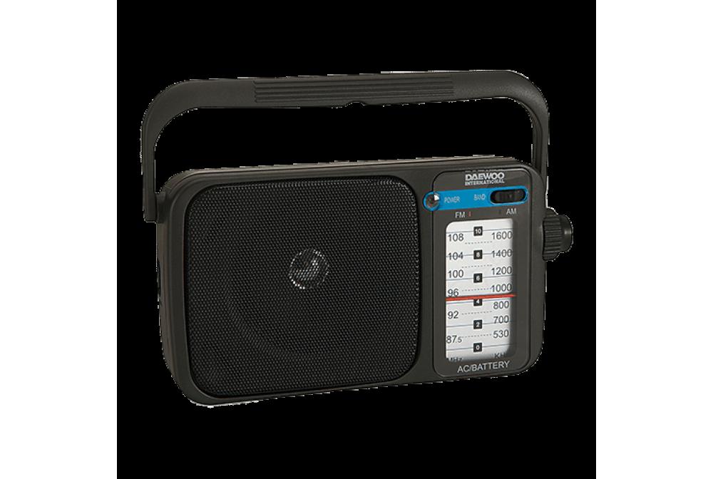 RADIO ANALOGICA PORTATIL DRP-123