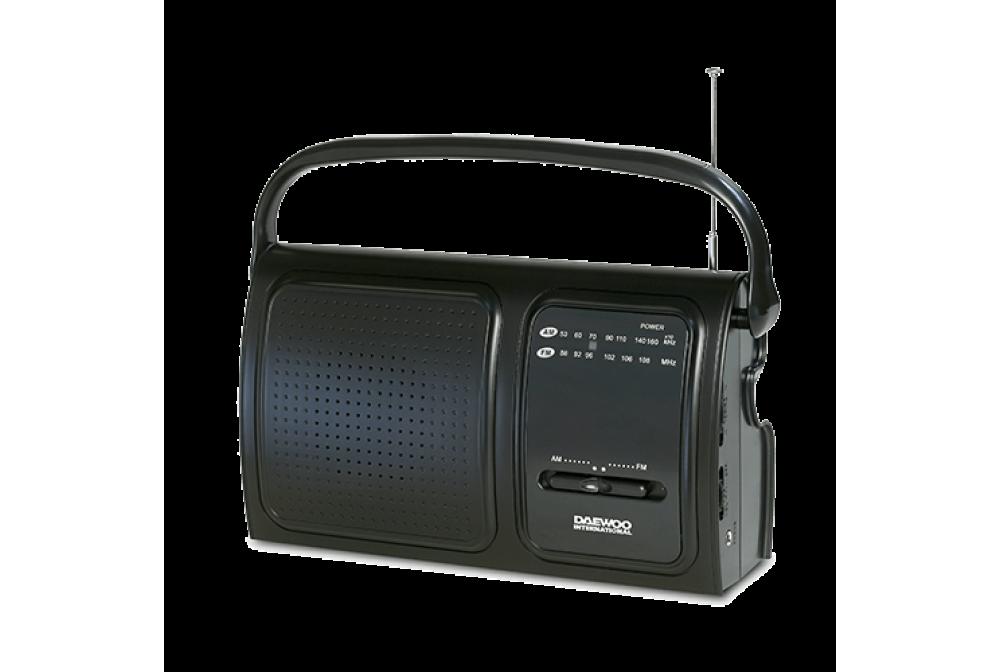 RADIO ANALOGICA PORTATIL DRP-19